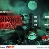 Cinema Alive Presents: Horror Things - The Drive-into experience