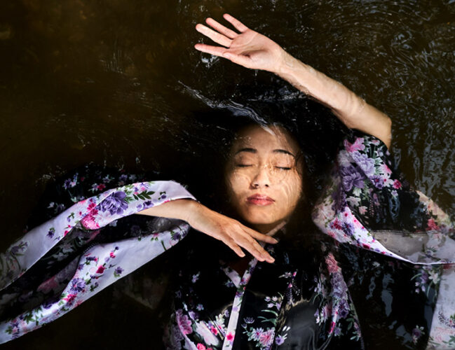 Ομαδική Έκθεση Φωτογραφίας Portraits στη Blank Wall Gallery