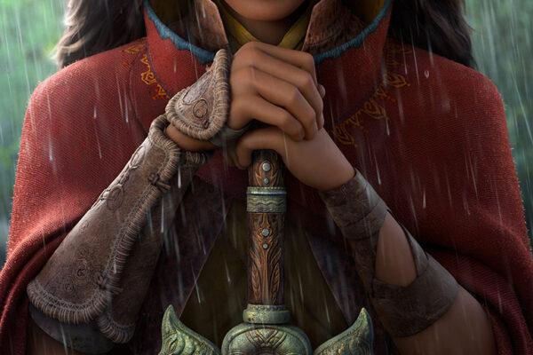 Πρώτο trailer για την νέα ταινία κινουμένων σχεδίων της Disney, Raya and the Last Dragon