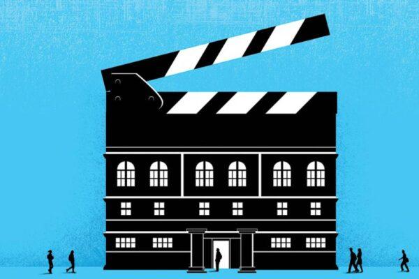 Εργαστήρι Κινηματογράφου Αθήνας    Σεμινάρια Κινηματογράφου 2020-2021    Ανοιχτό Μάθημα Παρουσίαση