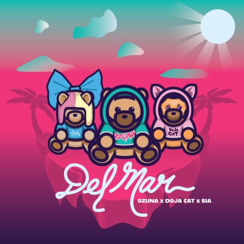 Ozuna x Doja Cat x Sia   Del Mar   Κυκλοφόρησε το μοναδικό κλιπ!