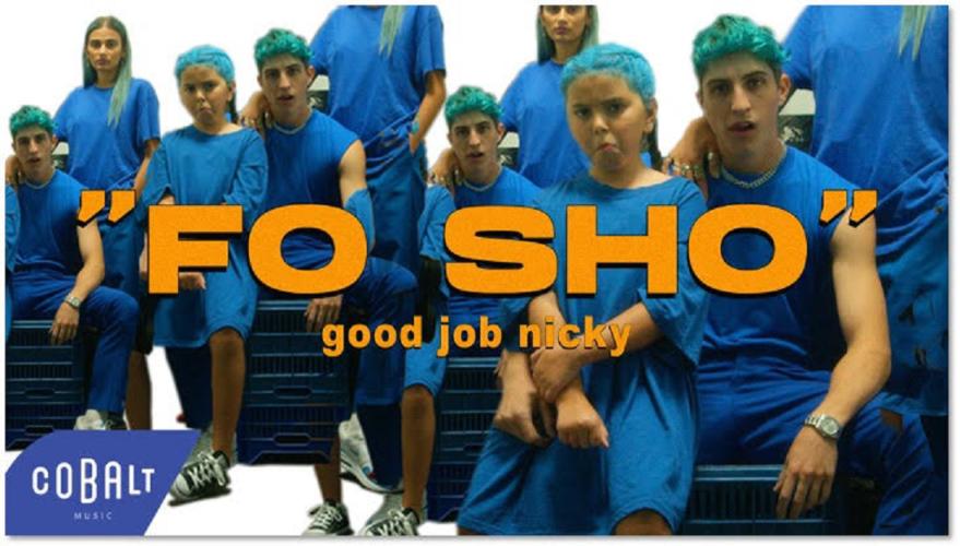 Το φαινόμενο good job nicky επιστρέφει με νέο video / FO SHO