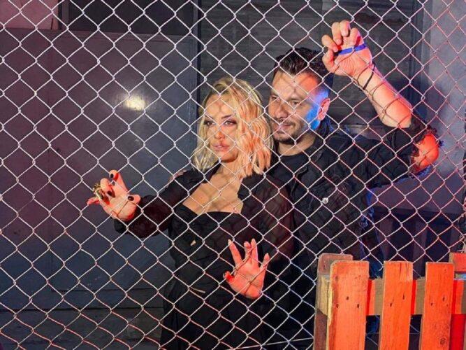"""Αλέξης Πρεβενάς & Εύα Μπάιλα: Δείτε το teaser από το νέο τους video clip """"Στων ματιών μου τον καθρέφτη"""""""