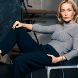 "Gillian Anderson: ""Υπήρξε ευγένεια σε ορισμένα σημεία που κανονικά δεν θα έπρεπε"""