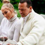 Η Jennifer Lopez και ο Alex Rodriguez γευμάτισαν μαζί μία εβδομάδα μετά τον χωρισμό τους