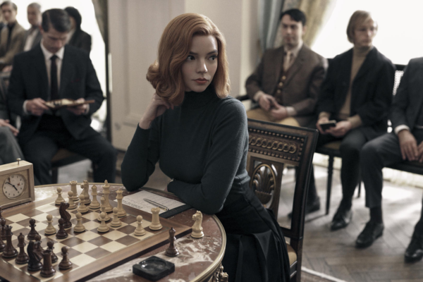 The Queen's Gambit: H πρωταθλήτρια σκακιού Nona Gaprindashvili έκανε μήνυσε στο Netflix