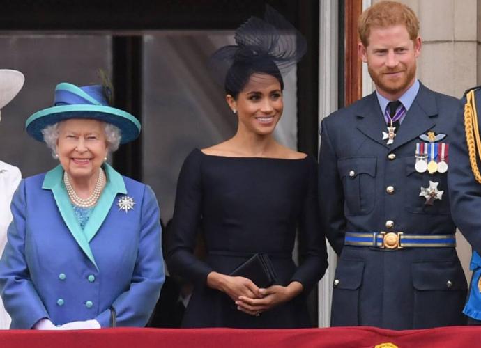 """Βασίλισσα Ελισάβετ σε Πρίγκιπα Harry και Meghan Markle: """"Εργάζεστε για τη μοναρχία, όχι η μοναρχία για εσάς"""""""