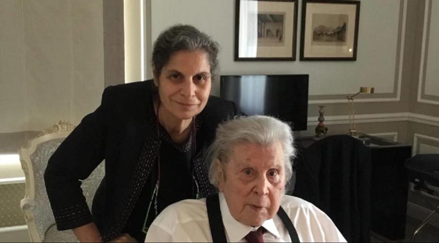 Μίκης Θεοδωράκης: Εξιτήριο από το νοσοκομείο για την κόρη του Μαργαρίτα