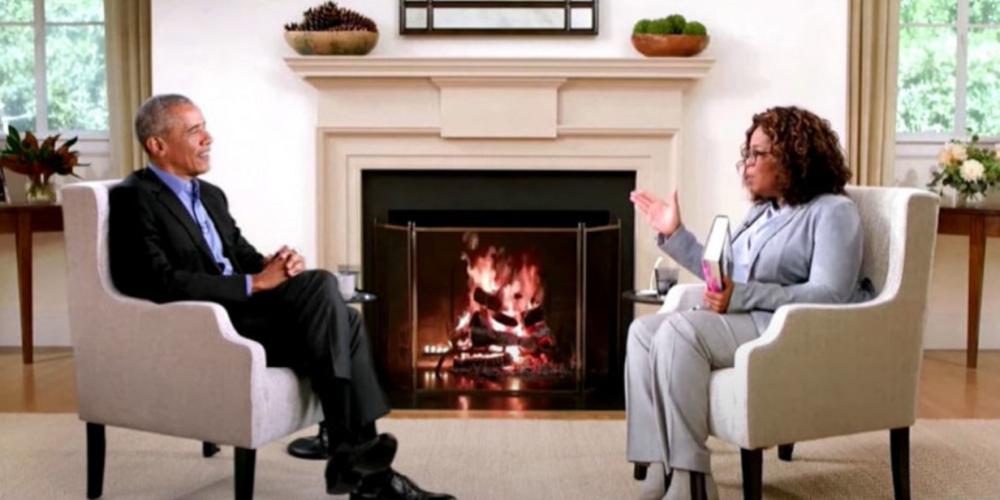 Το απίστευτο κόλπο της Oprah με τη συνέντευξη Obama που τους χώριζαν 3.200 χλμ