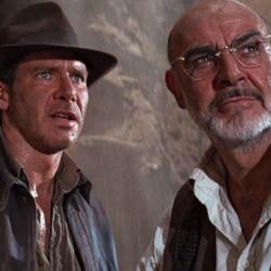 Το συγκινητικό αντίο του Harrison Ford στον Sean Connery, τον πατέρα του στο Indiana Jones
