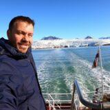 Το Happy Traveller στο Αρχιπέλαγος Σβάλμπαρντ