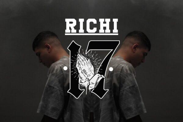 Richi: Ο ανερχόμενος εκπρόσωπος της underground σκηνής της ραπ παρουσιάζει το νέο του single