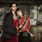 Δείτε την throwback φωτογραφία της Úrsula Corberó με την Alba Flores από τα γυρίσματα του  La Casa de Papel
