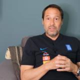 Θετικός στον κορονοϊό ο προπονητής της Εθνικής Ελλάδας, Τζον Φαν'τ Σχιπ