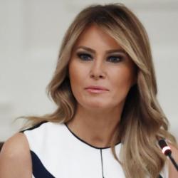 Melania Trump: Αποχαιρέτησε τους Αμερικανούς με ένα βίντεο