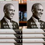 «Ξεπουλάνε» τα απομνημονεύματα του Ομπάμα – 1,7 εκατ. αντίτυπα την πρώτη εβδομάδα κυκλοφορίας στη Βόρεια Αμερική