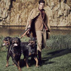 Ο Αιμιλιάνο Μάρκου περπάτησε στην πασαρέλα των Dolce & Gabbana