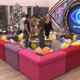 Το πάρτι που διοργανώθηκε στο Big Brother το βράδυ πριν τον μεγάλο τελικό