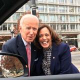 Ο Joe Biden και η Kamala Harris είναι οι προσωπικότητες της χρονιάς από τους Time