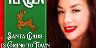 TEREZA – Santa Claus is Coming to Town feat George Katsaros