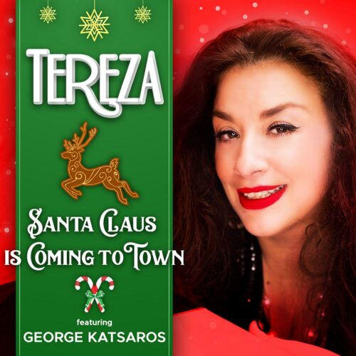TEREZA - Santa Claus is Coming to Town feat George Katsaros