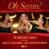 Mariah Carey feat. Ariana Grande & Jennifer Hudson   Oh Santa!   Μόλις κυκλοφόρησε!