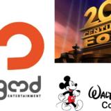 Η Feelgood Entertainment αποκλειστικός διανομέας των κινηματογραφικών ταινιών της The Walt Disney Company και της CenturyFox σε Ελλάδα και Κύπρο