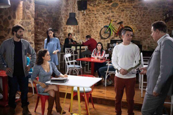 Το Καφέ της Χαράς: Όσα θα δούμε στο αποψινό επεισόδιο