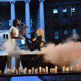Ο Νάσος Παπαργυρόπουλος και η Ζόζεφιν τραγούδησαν Βασίλη Καρρά στο J2US