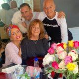 Στο νοσοκομείο με κορονοϊό και οι δυο γονείς της Marias Menounos
