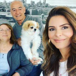 Στο νοσοκομείο και οι δύο γονείς της Marias Menounos με Covid-19