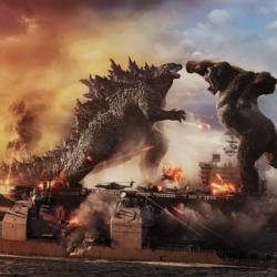 Κυκλοφόρησε το επίσημο trailer του Godzilla vs Kong