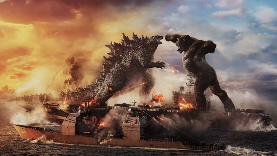 Godzilla vs. Kong: Ρεκόρ εισπράξεων στο πρώτο πενθήμερο προβολής της ταινίας