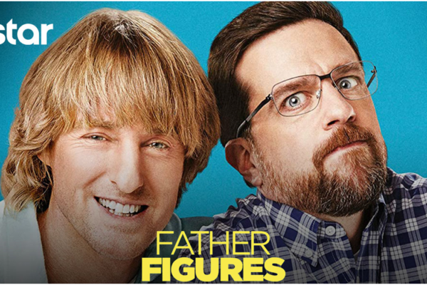 Father Figures σε Α΄ τηλεοπτική προβολή