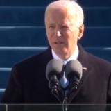 Η πρώτη ομιλία του Joe Biden ως νέος πρόεδρος των ΗΠΑ
