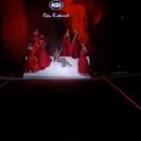 Η εκρηκτική εμφάνιση της Ελένης Φουρέιρα στα Madwalk και η πασαρέλα της Ηλιάνας Παπαγεωργίου