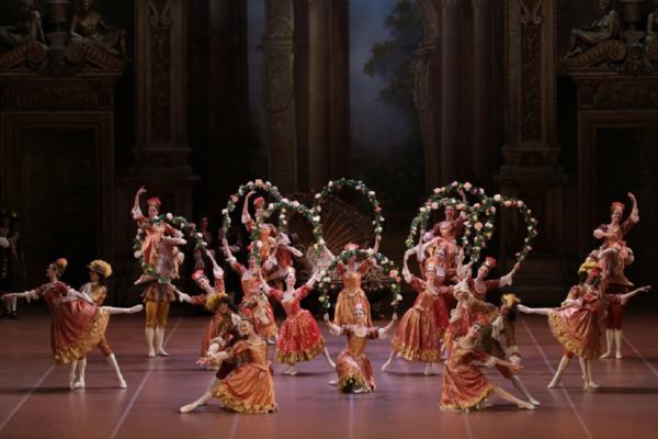 Έξτρα προβολές | Η Ωραία Κοιμωμένη από το μπαλέτο της Σκάλας του Μιλάνου στο Christmas Theater Online