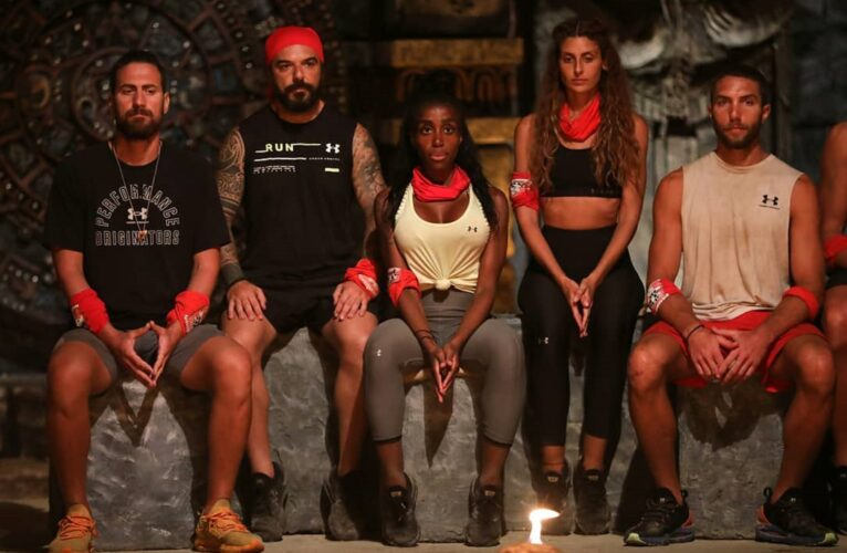 Survivor: Αυτή είναι η παίκτρια της κόκκινης ομάδας που είναι η πρώτή υποψήφια για αποχώρηση