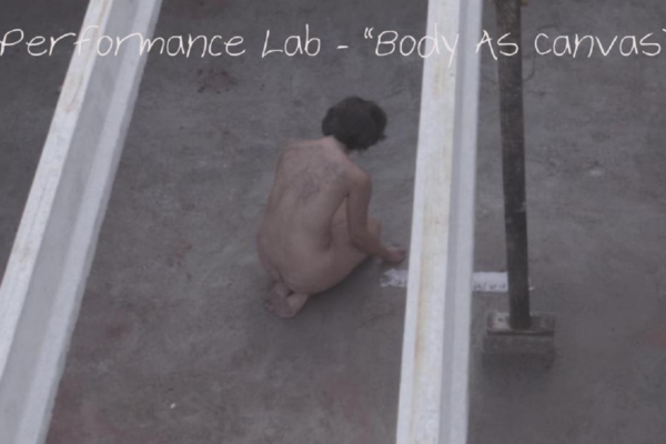 Body as Canvas – Online performance lab με τη Ραφίκα Σαουίς στο Faust Culture