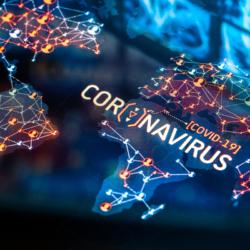 """Κορονοϊός: Ο """"χάρτης"""" με τα κρούσματα της Τσικνοπέμπτης"""