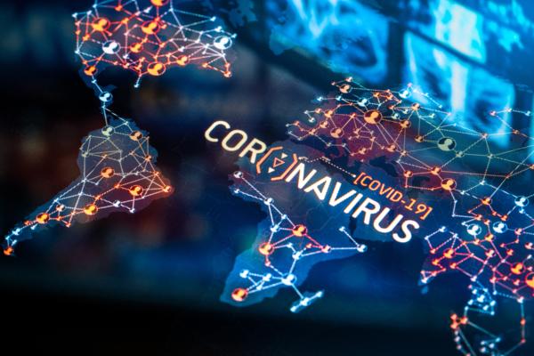 """Κορονοϊός: Ο """"χάρτης"""" με τα κρούσματα της Πέμπτης"""