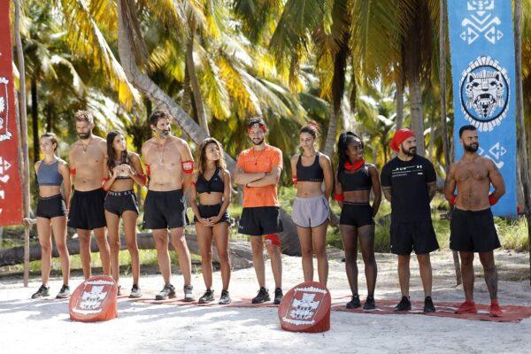 Η Κόκκινη ομάδα του Survivor κατηγορεί τον Πάνο Καλλίδη ότι έκλεψε λάδι