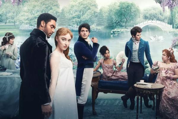 """Η σειρά """"Bridgerton"""" ανανεώθηκε για 2η season από το Netflix"""