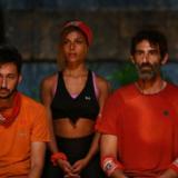 Ο Γιώργος Κοψιδάς και ο Πάνος Καλίδης υποψήφιοι προς αποχώρηση από το Survivor