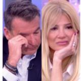 Ξέσπασαν σε κλάματα η Φαίη Σκορδά και ο Γιώργος Λιάγκας μετά την εξομολόγηση του Δημήτρη Μοθωναίου