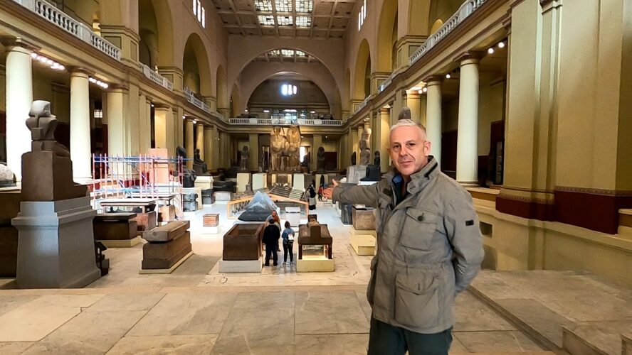 """Οι """"ΕΙΚΟΝΕΣ"""" με τον Τάσο Δούση συνεχίζουν το ταξίδι τους στην Αίγυπτο"""