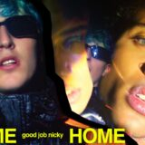 Come Home: Ο good job nicky συναντά τον Ηρακλή Τσουζίνοβ σε ένα fashion music video