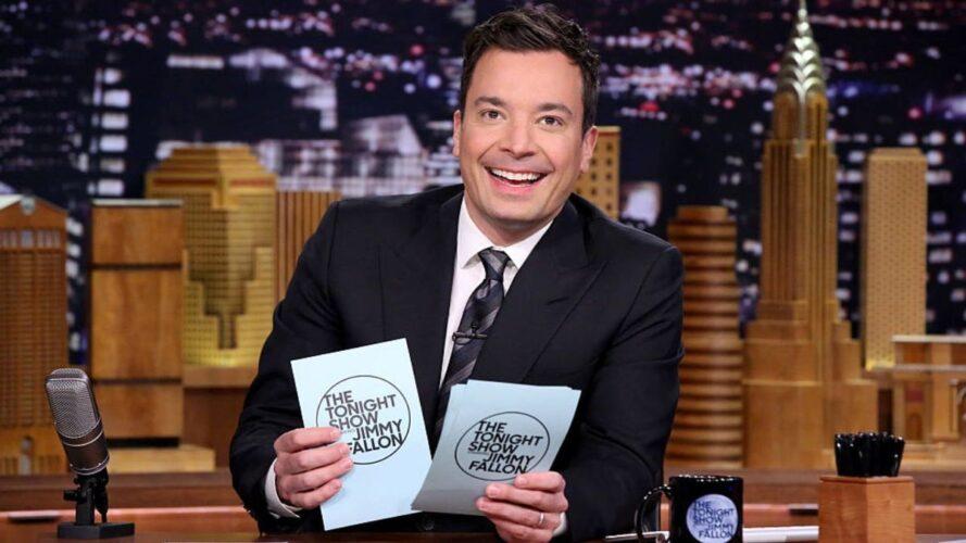 Ο Jimmy Fallon ανανέωσε το συμβόλαιο για το «The Tonight Show» για πέντε ακόμα χρόνια