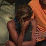 Ξέσπασε σε κλάματα η Ελευθερία Ελευθερίου στο συμβούλιο του Survivor