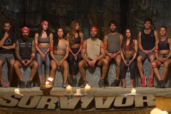 Αυτοί οι παίκτες από την κόκκινη ομάδα του Survivor που είναι υποψήφιοι για αποχώρηση